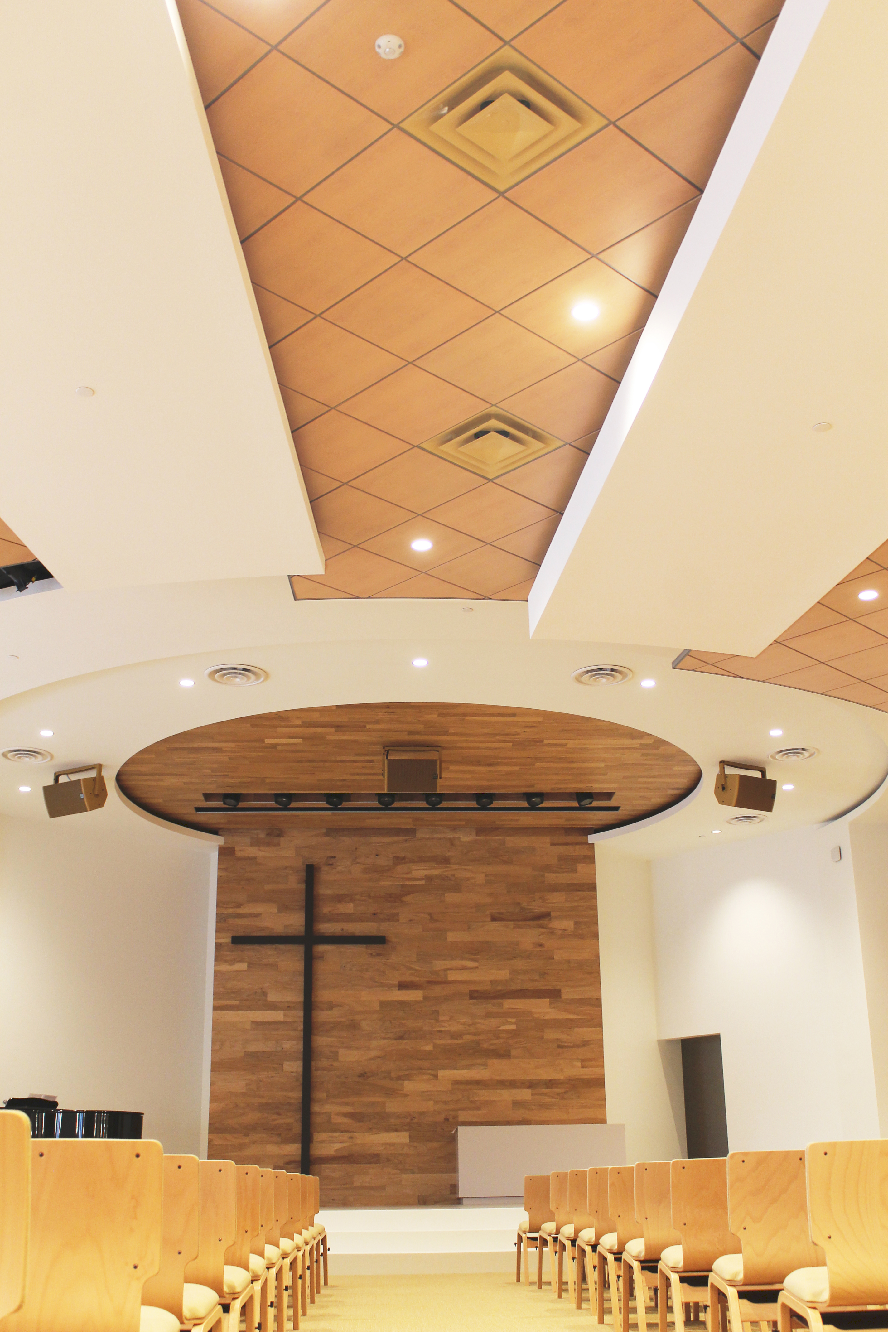 Orchard Hill Church Chapel Lama Design Studio